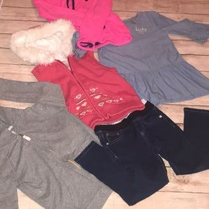 Perfect Fall clothing box for girl's. 5 Items.